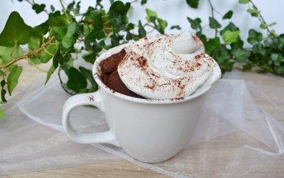 TRENDING: Vegan mokka mugcake