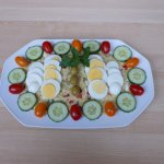 Vega vleesklassieker: huzarensalade