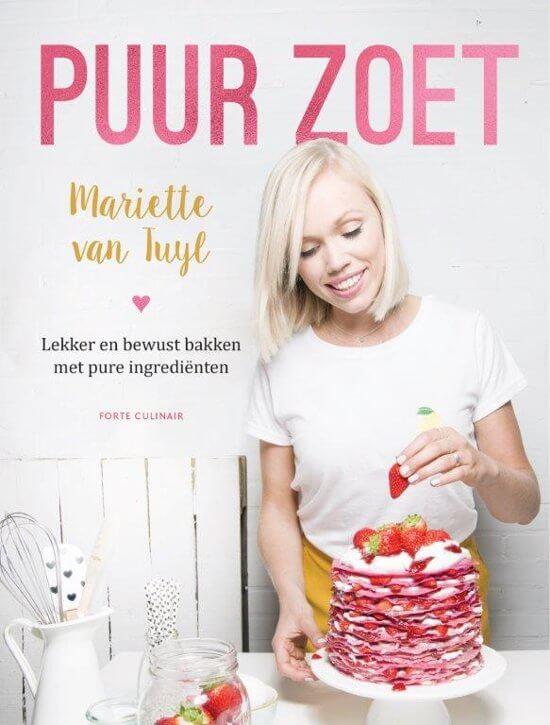 Kookboek: Puur Zoet