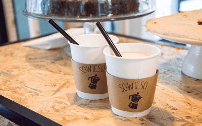 Sowieso Koffie: in de kleine stadstuin van Breda