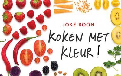 Kookboek: Koken met Kleur!