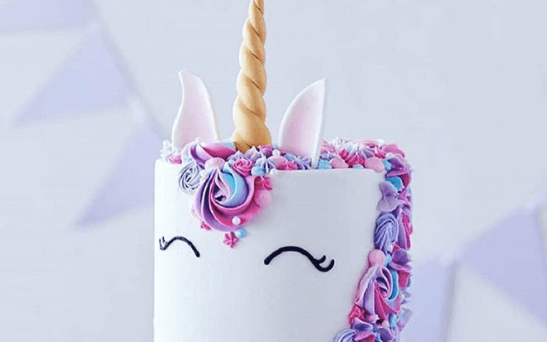 Instagram trend: Unicorn food