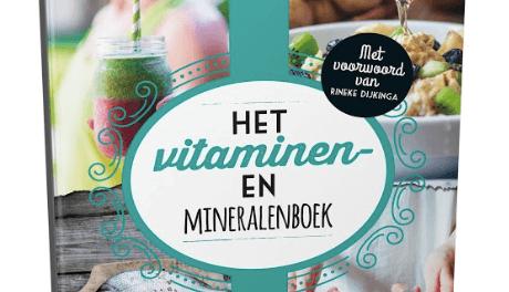 6x vitaminen en mineralen voor meer energie