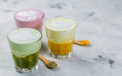 6x gezonde lattes met kruiden