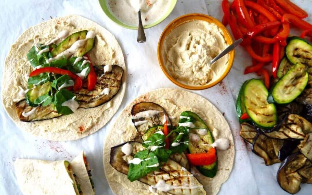 Top 5: geroosterde groenten