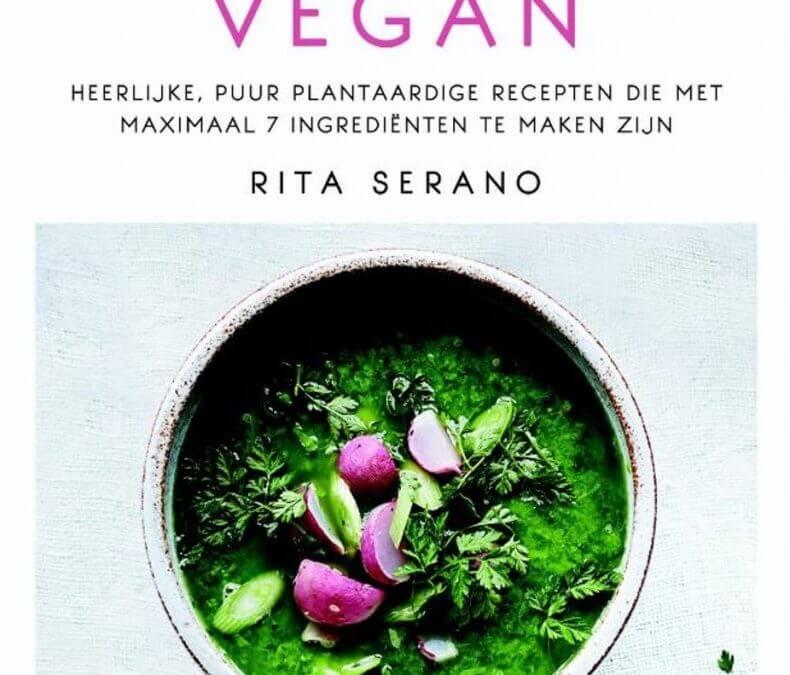 Kookboek 7 ingredi nten vegan for Vegan kookboek