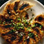 Japanse keuken: Gyoza met paddenstoelen