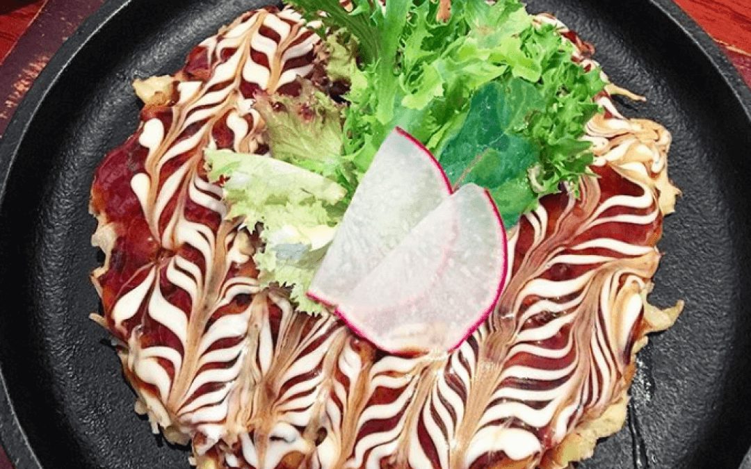 INSTA TREND: Okonomiyaki