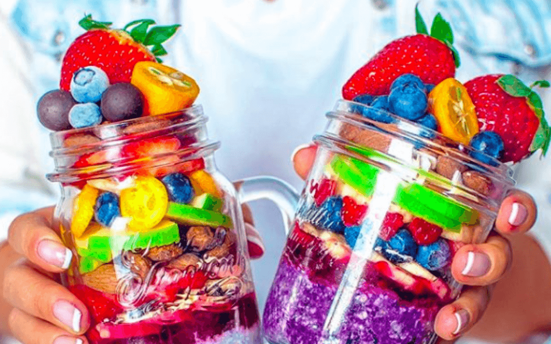 INSTA TREND: Breakfast jars