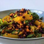 Snelle Oosterse jackfruit salade + WIN