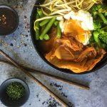Japanse kimchi ramen