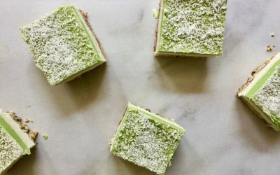 DIY TREND: avocado cheesecake bites
