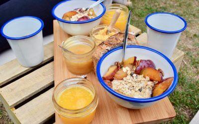 Ontbijten in de Haagsche natuur: Buitenontbijtjes