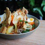 Indonesische keuken: gado gado