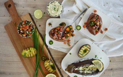 Top 5: vegetarische barbecue