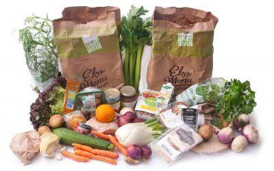 Ekomenu bezorgt recepten van De Hippe Vegetariër + KORTINGSCODE