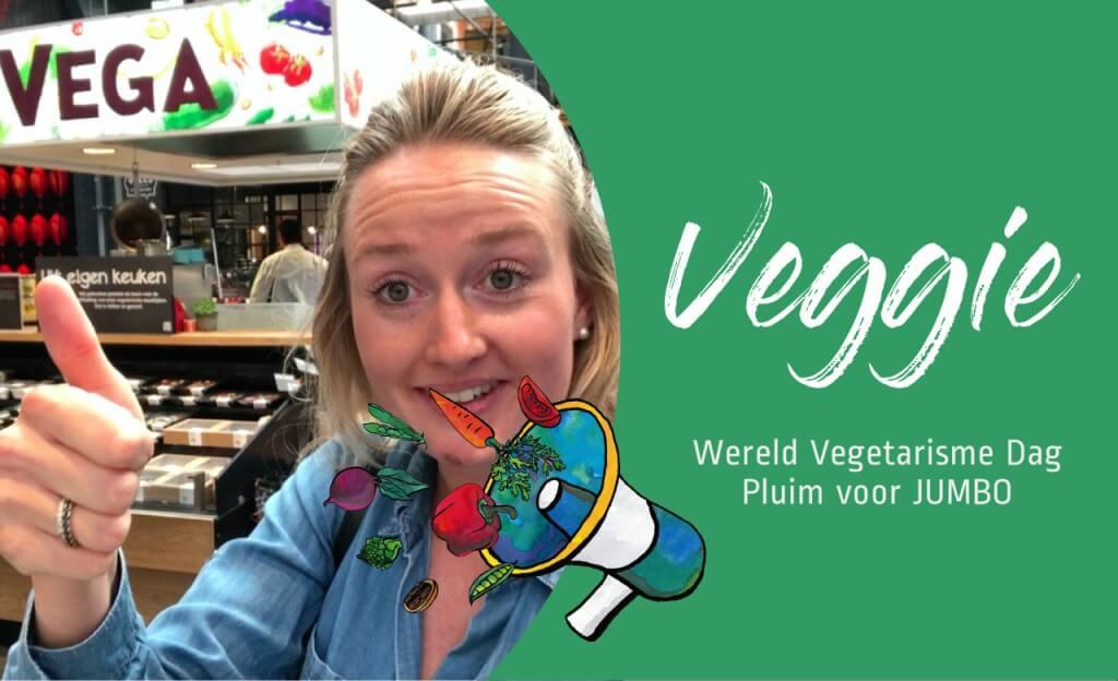 Wereld Vegetarisme Dag: pluim voor JUMBO!