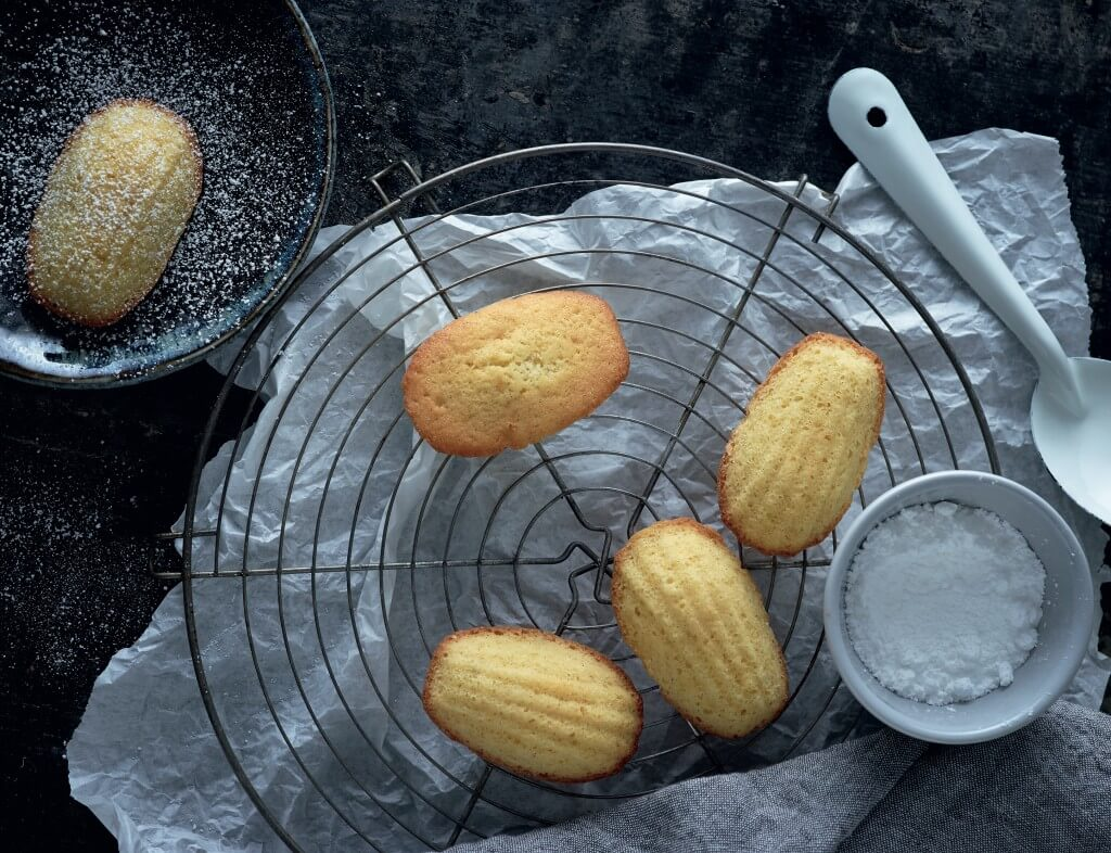 Sinner Saturday: madeleines