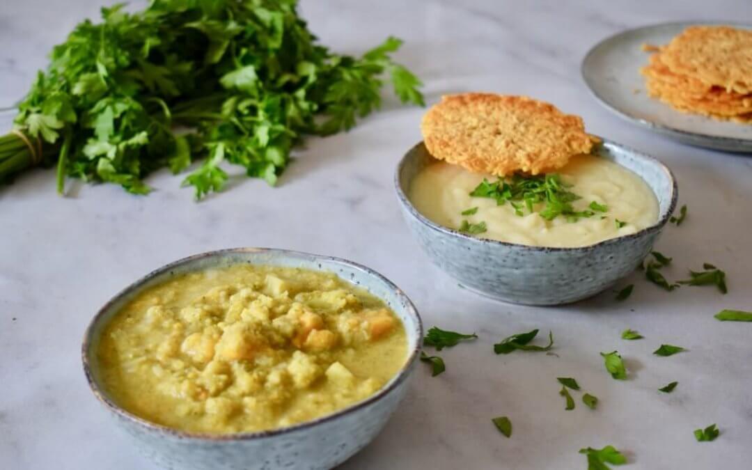 Bloemkool & broccoli soep in een handomdraai + WIN Soupmaker