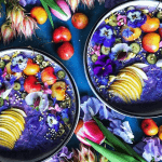 INSTA TREND: purple porridge