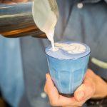 DIY TREND: blauwe matcha latte