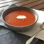 Hoe maak je soep met thee in plaats van bouillon?