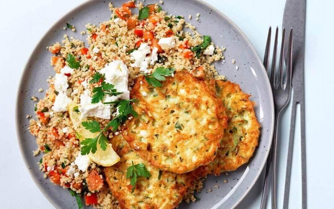 Top 5: recepten voor groentekoekjes