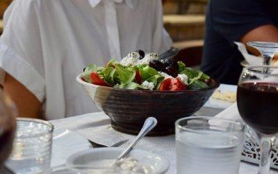 Vegetarisch Cyprus ontdekken met Eliza was here