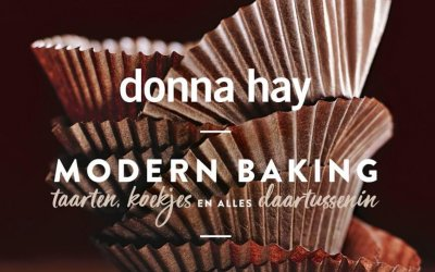 Kookboek: Modern Baking van Donna Hay