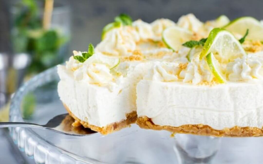 Sinner Saturday: Mojito Cheesecake