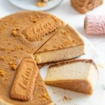 Sinner Saturday: Speculoos Cheesecake