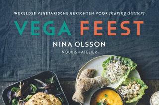 Kookboek recensie: VEGA FEEST van Nina Olsson