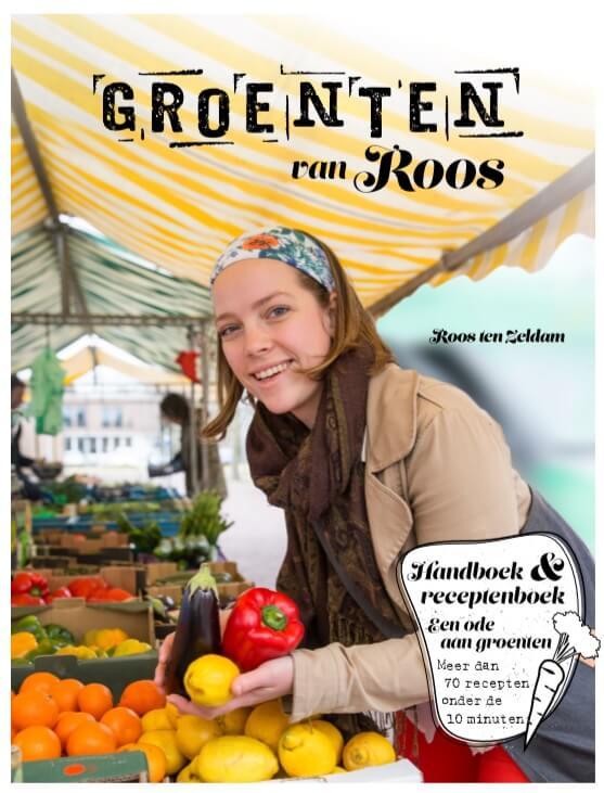 Kookboek: Groenten van Roos