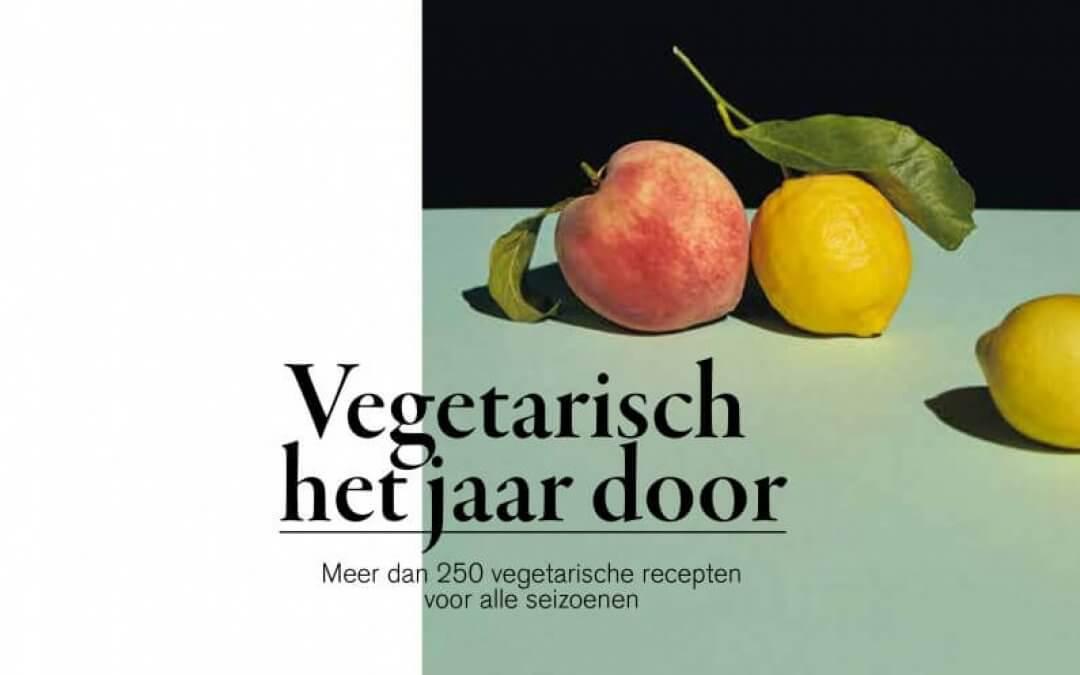 Kookboek: Vegetarisch het jaar door