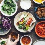 VEGA FEEST van Nina Olsson: taco's met chipotle en jackfruit