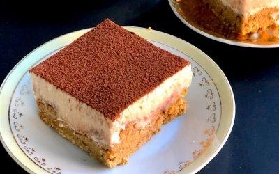 Vegan klassieker: tiramisu met zijdezachte tofucrème