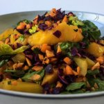 Top 5: vegetarische salades