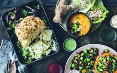 Kookboek: VEGA FEEST van Nina Olsson