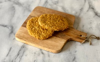 Getest: Vegafit krokant schnitzel