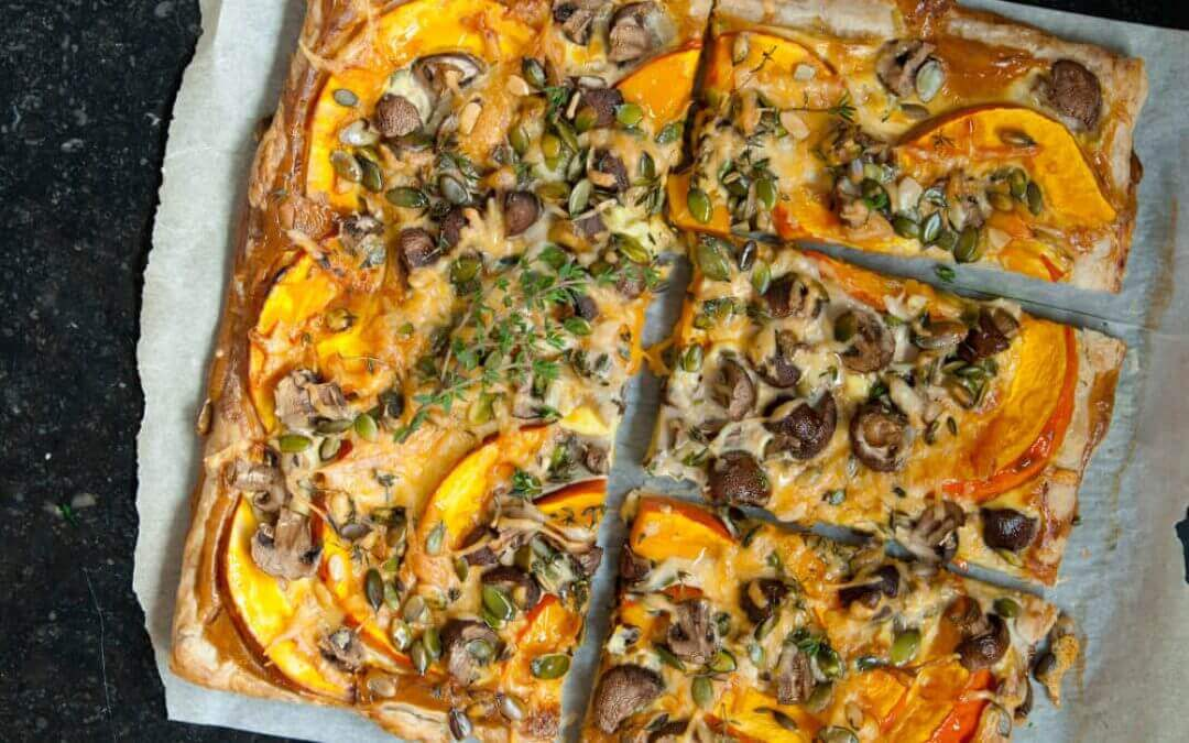 Top 5: vegetarische quiche