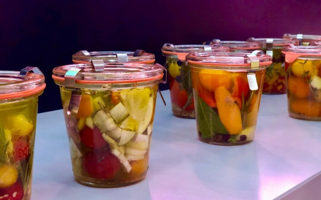 Les 1: Leren fermenteren met Love My Salad