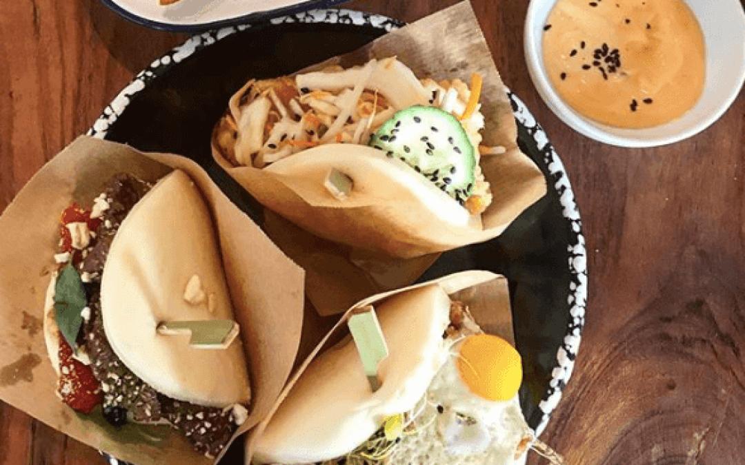 INSTA TREND: bao burger