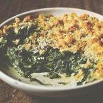 Time – een jaar en dag in de keuken: romige spinazie