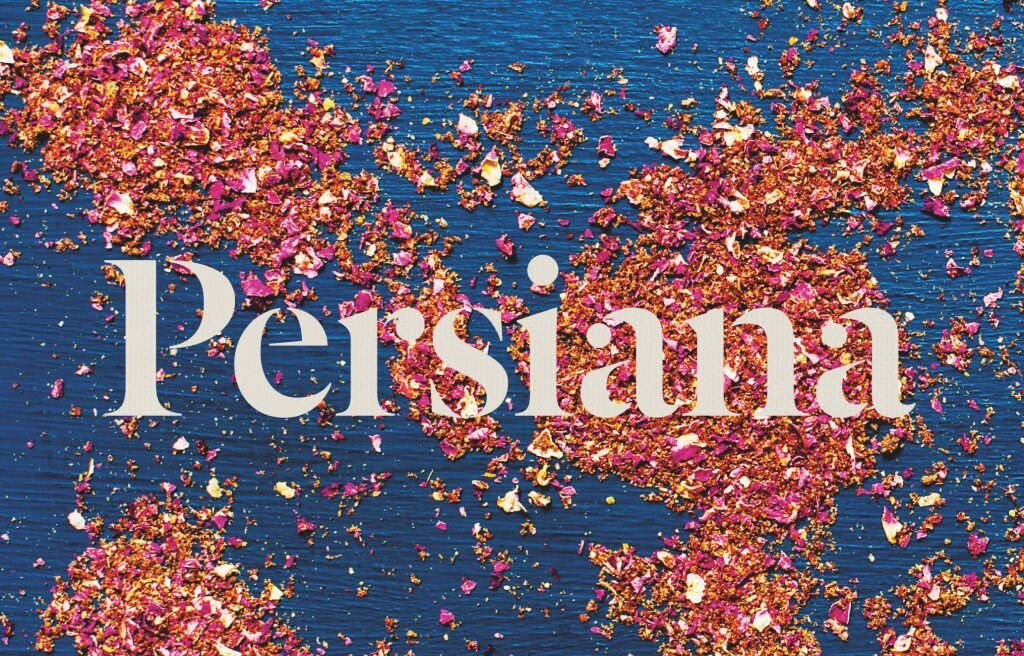 Kookboek: Persiana