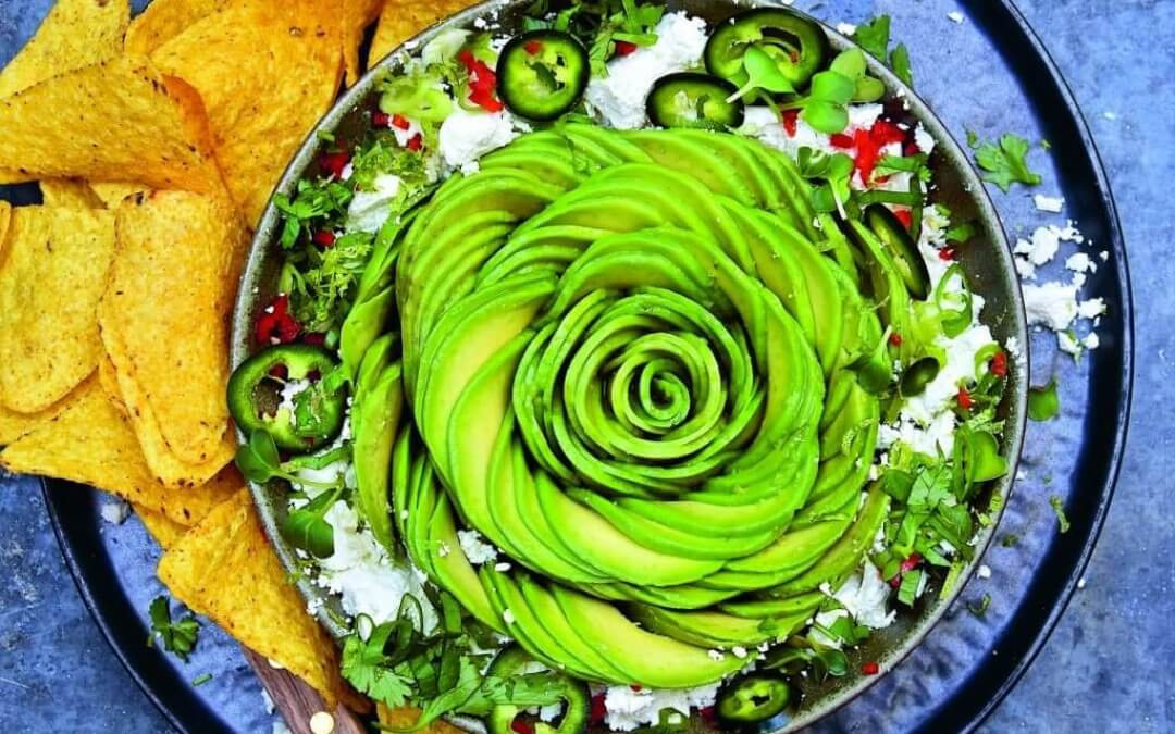 The Avocado Show: pittige nacho's met feta en avocado