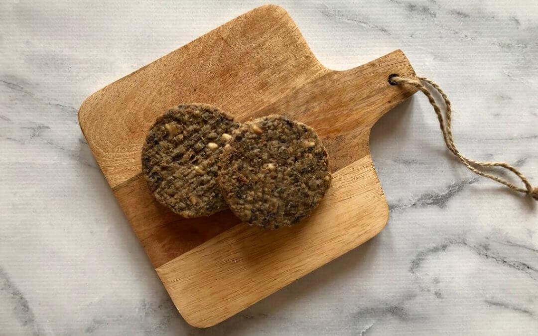 Vleesvervanger getest: AH champignon gran formaggio burger