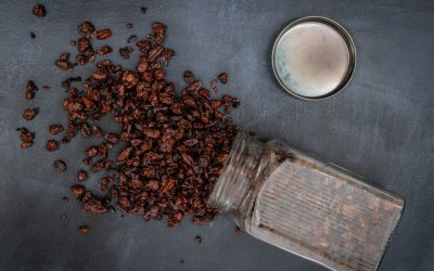 Sinner Saturday: Chocoladegranola