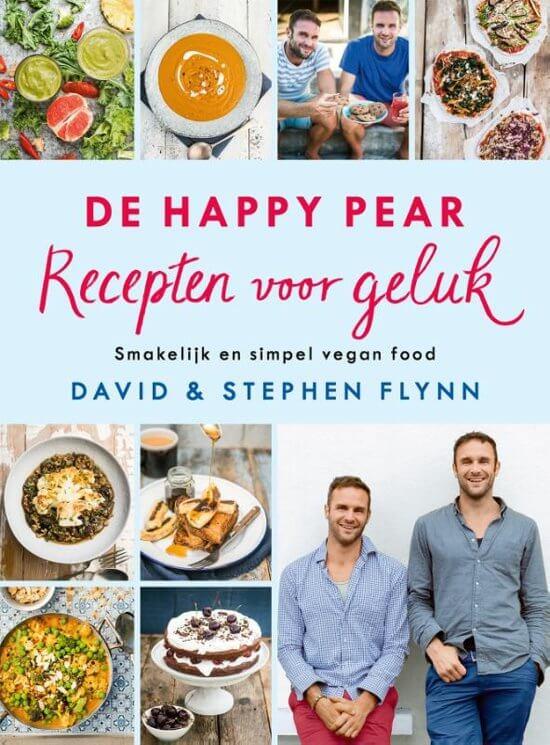 Kookboek: De Happy Pear 'Recepten voor geluk'