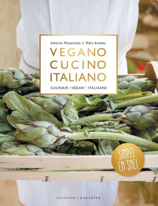 Kookboek: Vegano cucino italiano