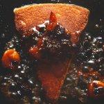 Griekse keuken: Saganaki met glyko van kumquat en aalbessen